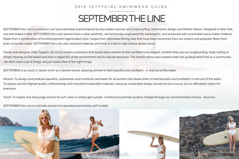 Jetty Surf Swimsuit Guide 2019