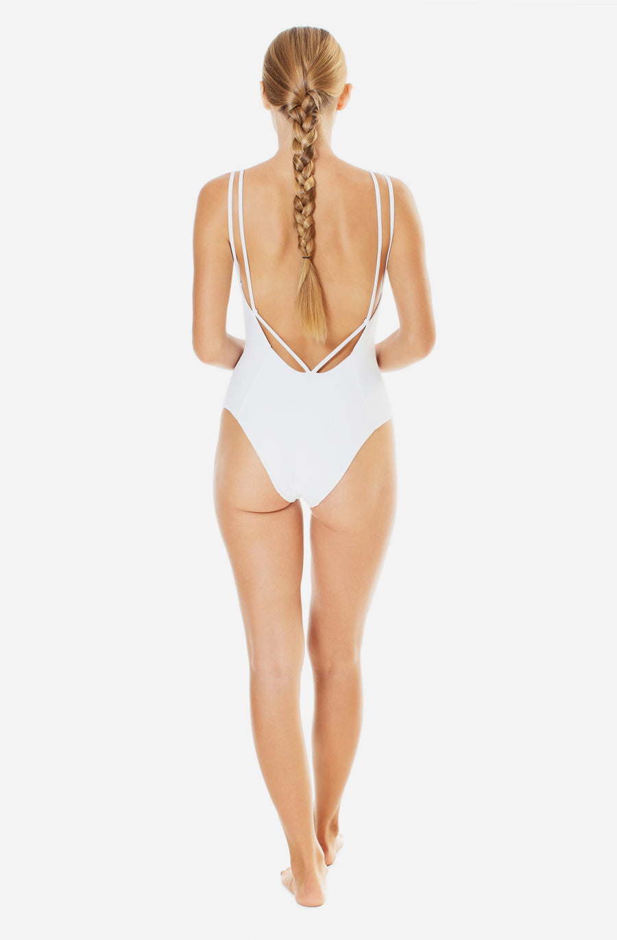 Eileen One Piece White