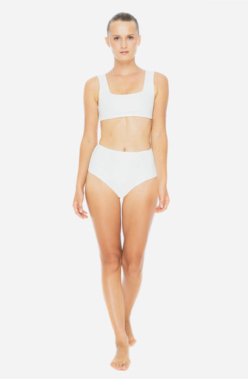 Kassia Reversible Bottom Ivory/Chai