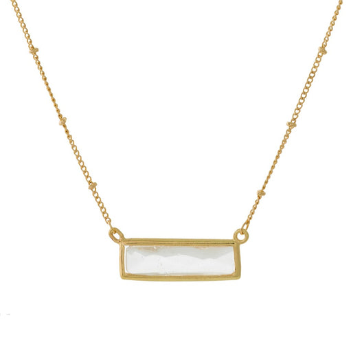 Rectangle Necklace - Samsara