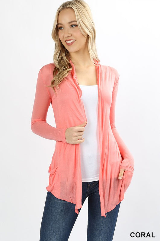 Waterfall Cardigan - Samsara