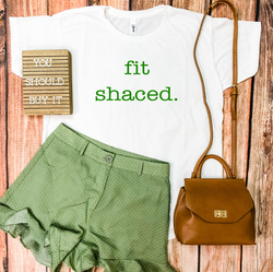 Fit Shaced Graphic T