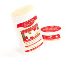 Strawberry Honeysuckle Aluminum Free Deodorant - Samsara