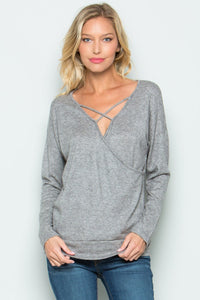 Grey Kenzie Sweater
