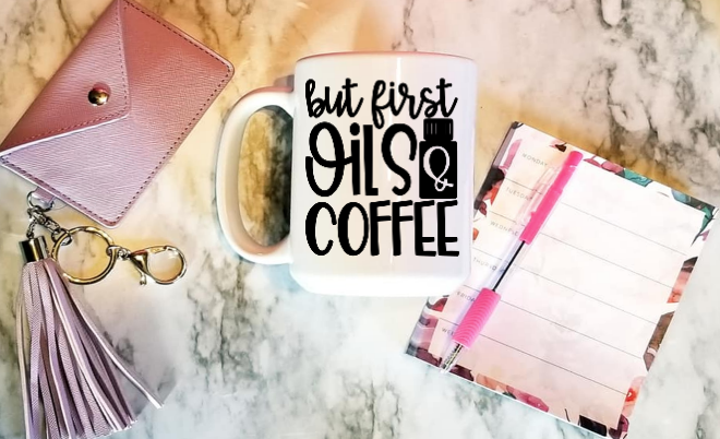 But First OIls Mug