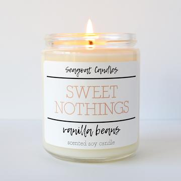 Sweet Nothings Candle - Samsara
