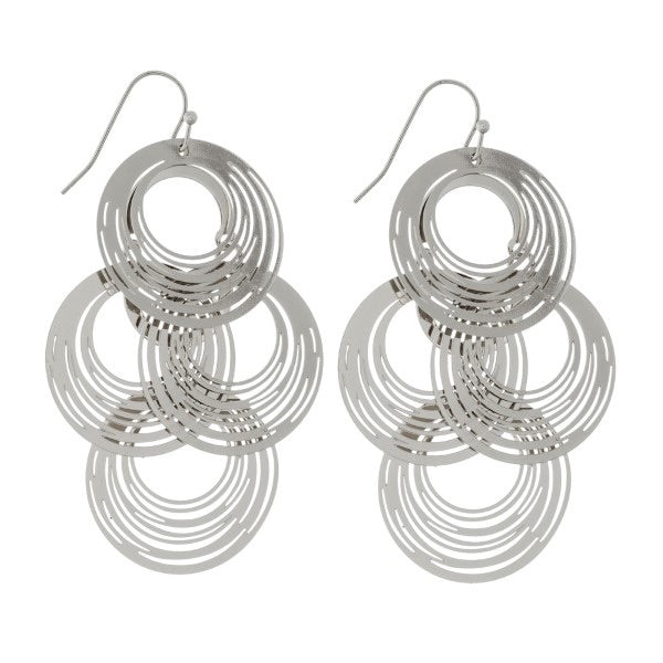 Circle Earrings - Samsara