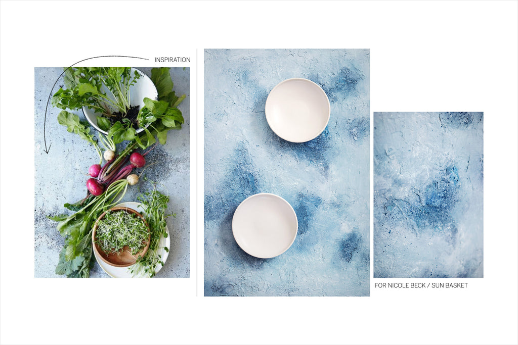 Custom Photo Surface, Food Styling Background