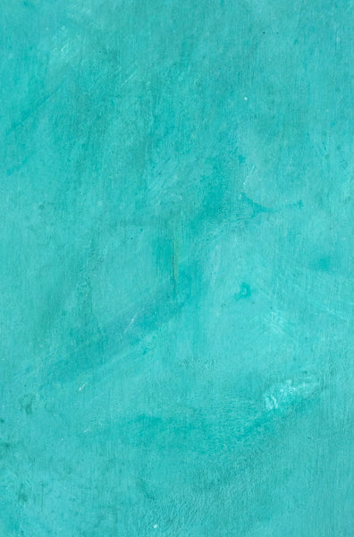 "Turquoise 06 - Painted Photo Surface (24""x36"")"