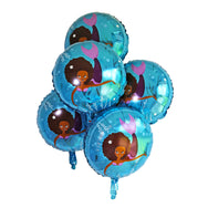 Mermaid Party Balloons