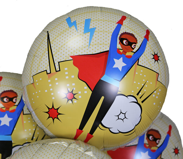 Superboy Party Balloons