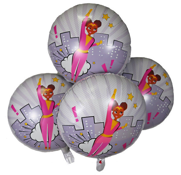 Supergirl Balloons