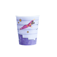 Supergirl Party Cups