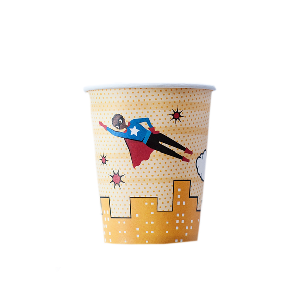 Superboy Party Cups