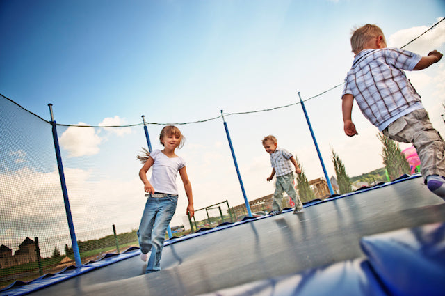 How To Choose a Safe Trampoline