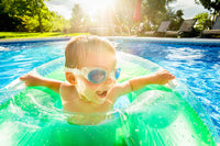 How To Keep Kids Safe by the Pool