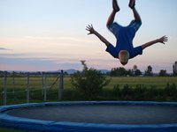 World's Coolest Trampoline Tricks