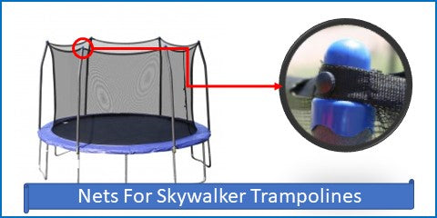 Skywalker Straight Pole Net Systems