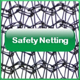 trampoline safety netting