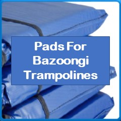 Frame Pads For Bazoongi Trampolines