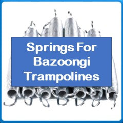 Springs For Bazoongi Trampolines