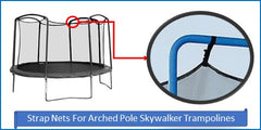 Skywalker Arch Pole Nets