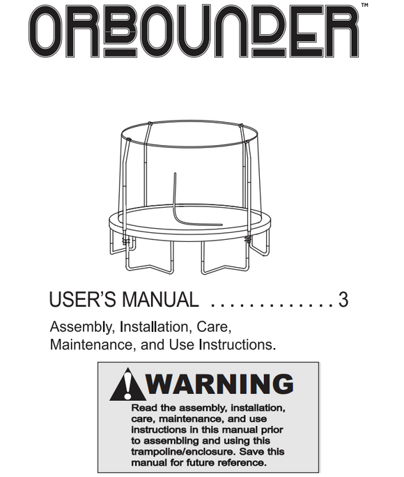 OR1213A6 User Manual
