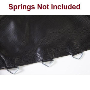 "12' ft. Jumping Surface with 60 V-rings for 7"" Springs - Free Spring Tool - Trampoline"