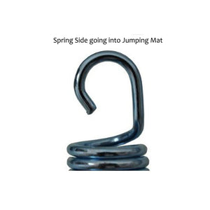 4 Inch Springs Heavy-Duty Galvanized-Set Of 15 - Trampoline