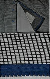 12ft-6 Pole-Top-Pole-Enclosure Netting-Heavy Duty