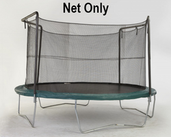 14ft-2 Arch-Enclosure Netting With Rope