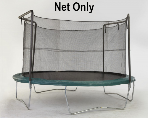 Jumpking Net Fits 12Ft. Diameter Frames With 2 Arched poles - Trampoline