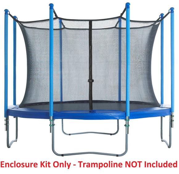 Upper Bounce 13FT-8 Pole Trampoline Enclosure Set