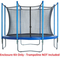 Upper Bounce 15FT-8 Pole Trampoline Enclosure Set