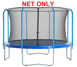 Safety Net Fits 17' Round Frames-8 Poles-Top Ring System