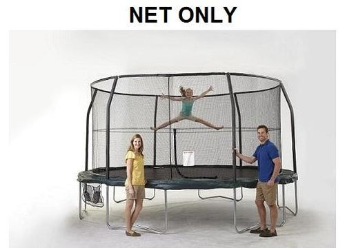 Jumpking Net Fits 14ft Diameter Frames With 6 Pole Top Ring G4 Systems - Trampoline