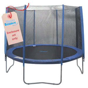 Upper Bounce 10FT-8 Pole Trampoline Enclosure Set