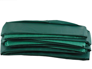 Super Spring Cover Pad Fits 14 Ft. Round Frames. 10 Wide Green