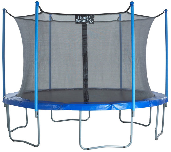 Upper Bouce 12 Ft. Trampoline & Enclosure Set
