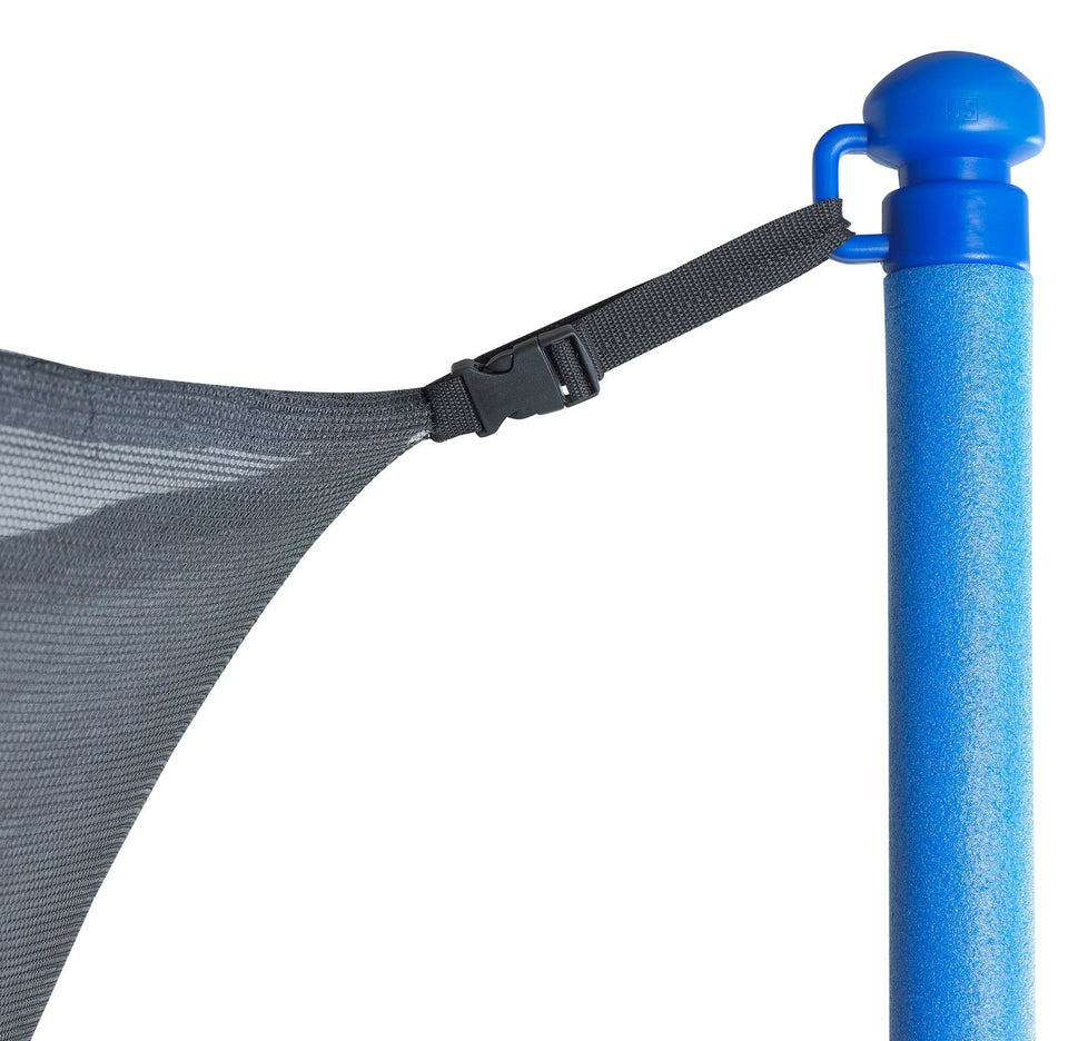 Strap Net Fits 15 Ft Round Frames With 6 Enclosure Poles