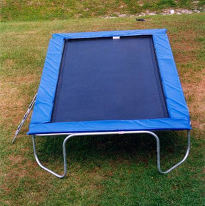 Texas Star 17 x 10 Rectangular Trampoline