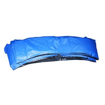 12FT Trampoline Heavy Duty Frame Pad 13in Wide Blue - Trampoline
