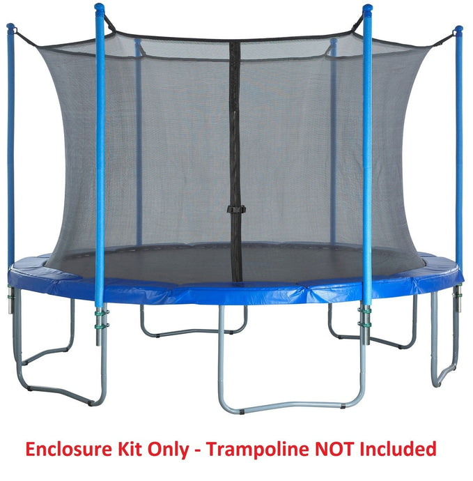 Upper Bounce 12FT-6 Pole Trampoline Enclosure Set