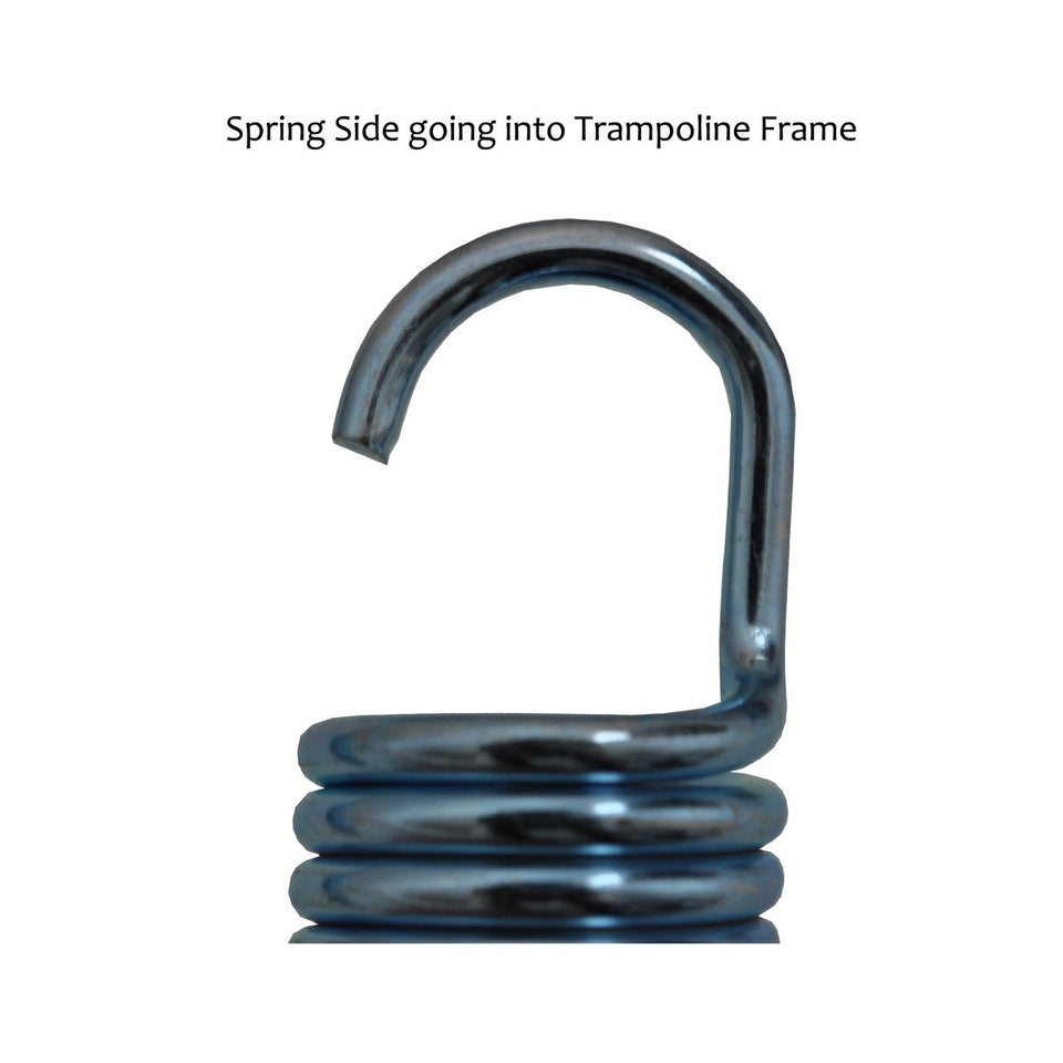 5 Inch Springs Heavy-Duty Galvanized-Set Of 15 - Trampoline
