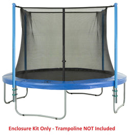 Upper Bounce 14FT-4 Pole Trampoline Enclosure Set