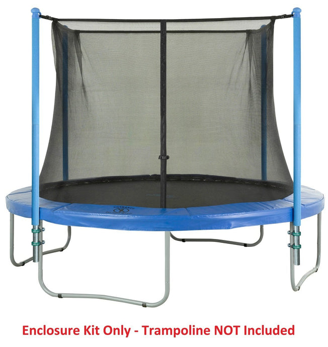 Upper Bounce 10FT-4 Pole Trampoline Enclosure Set