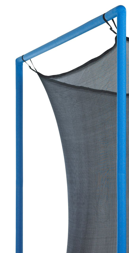 Net For 8 Ft Trampoline With 2 Arch Safety Enclosure-UBNET-8-2AP
