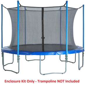 Upper Bounce 16FT-6 Pole Trampoline Enclosure Set