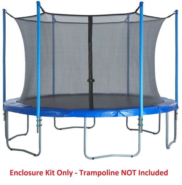 Upper Bounce 10FT-6 Pole Trampoline Enclosure Set