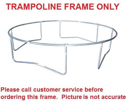 14 Foot Lifestyles Trampoline Frame